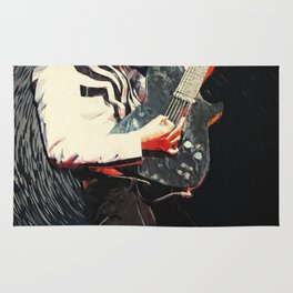 Matthew Bellamy Rug