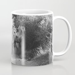 horse print #1 Coffee Mug