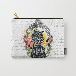 Anne Shirley - Tomorrow Carry-All Pouch