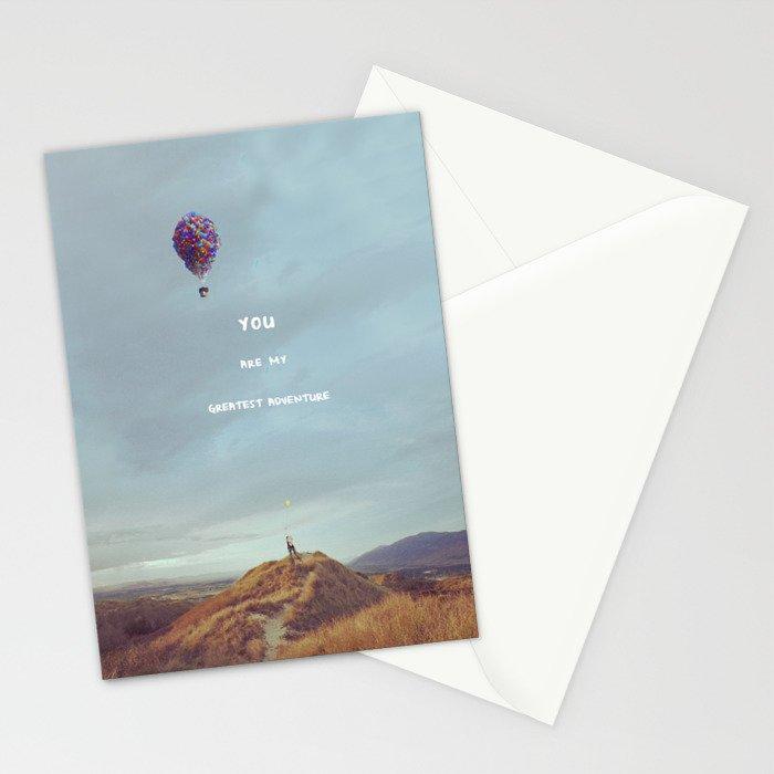 Waltz for Ellie Stationery Cards