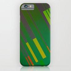 Canopus Green Orange Slim Case iPhone 6s