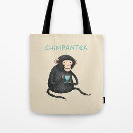 Chimpantea Tote Bag