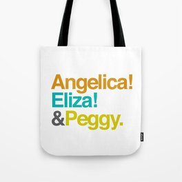 And Peggy Tote Bag