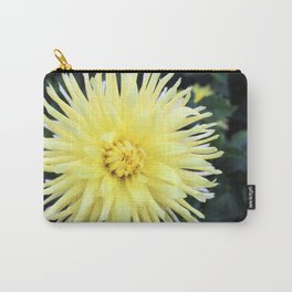 The Yellow Dahlias Carry-All Pouch