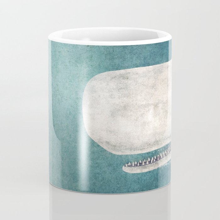 The Whale - vintage Kaffeebecher