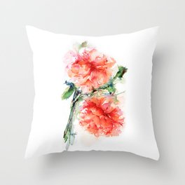 Flower of my Dreams Throw Pillow
