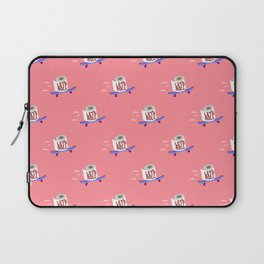 Let's Roll! Peachy Laptop Sleeve