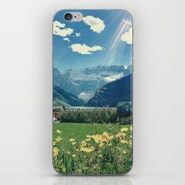 Lake Louise Dream iPhone Skin