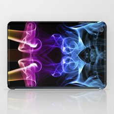 Smoke Photography #11 iPad Case