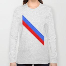 Flag of Haiti 2 -haitan,haitien,port aux princes,cap haitien,carrefour,antilles. Long Sleeve T-shirt