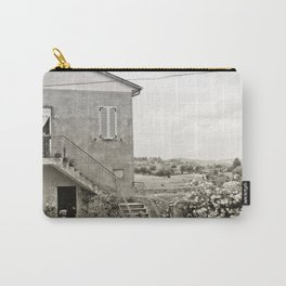 Living in the Italian countryside Carry-All Pouch