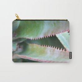 Pink Teeth Carry-All Pouch