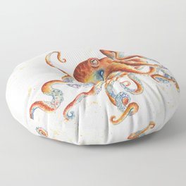 Octopus Floor Pillow