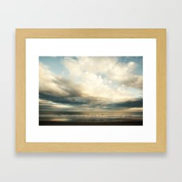 I Dream of Sea Framed Art Print