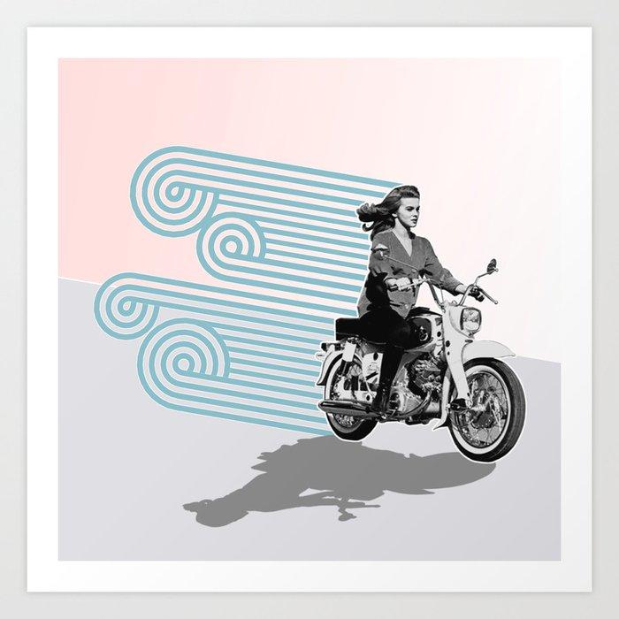 MOTO Margret Style Kunstdrucke