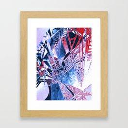 Energy 01 Framed Art Print