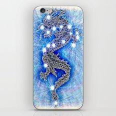 Dragon-constellation series iPhone & iPod Skin