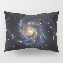 Spiral Galaxy M101 Pillow Sham