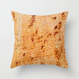 Wall II Throw Pillow