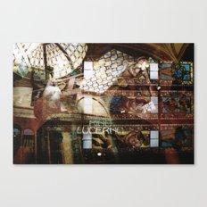 Palazzo Lucerna  - Prague Canvas Print