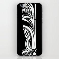 Circle Wave iPhone & iPod Skin