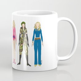 Triple Madge American Life Coffee Mug