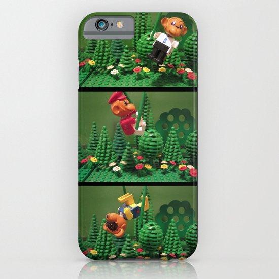 we love the jungle iPhone & iPod Case