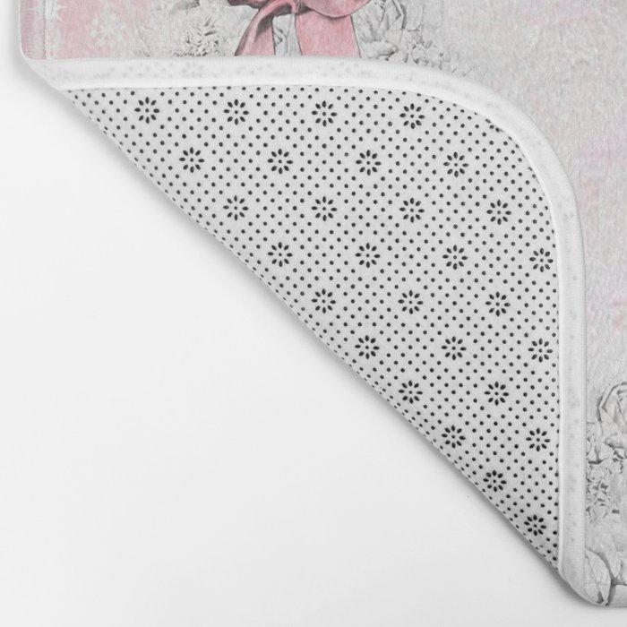 Figure Skating #5 Bath Mat