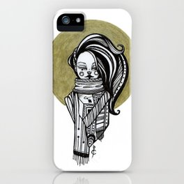 The Rising Sun iPhone Case