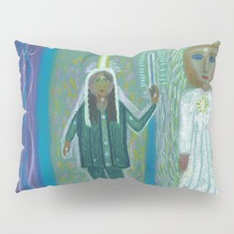 Angel and Me Pillow Sham