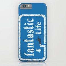 Fantastic 4 Life iPhone 6s Slim Case