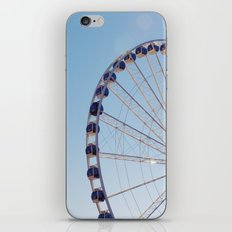 bueller... iPhone & iPod Skin