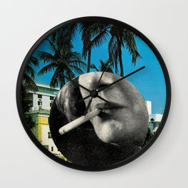 Tropic of Cancer Wall Clock