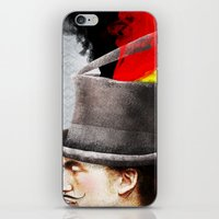 german iPhone & iPod Skins featuring German by Francesca Cosanti