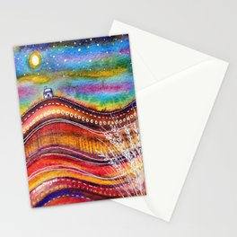 Russet Hills Stationery Cards