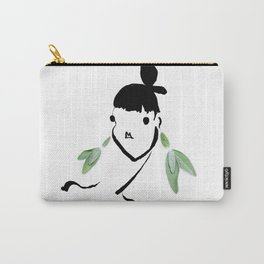 Edible Ensembles: Sage Carry-All Pouch