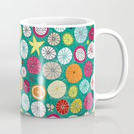 umbrellas jade Coffee Mug