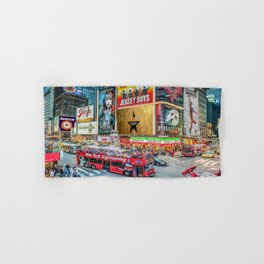 Times Square II Hand & Bath Towel