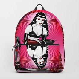 Pink Bondage Backpack