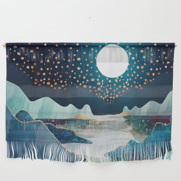 Moon Glow Wall Hanging
