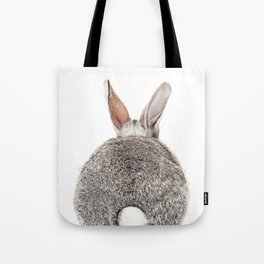 Bunny Butt Tote Bag