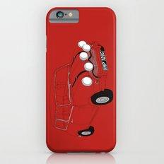 The Italian Job Red Mini Cooper Slim Case iPhone 6s
