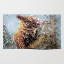 Tree Kangaroo Rug