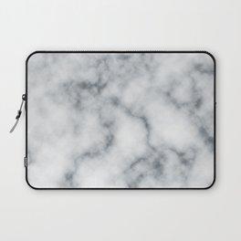 Marble Cloud Laptop Sleeve