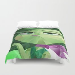 Disgust Duvet Cover