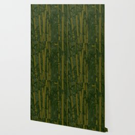 Bamboo jungle Wallpaper