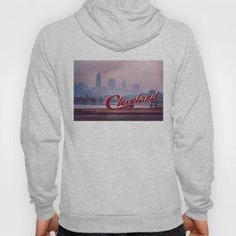 Homesick - Cleveland Skyline Hoody