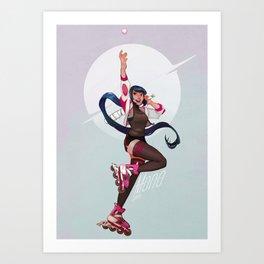 Mono! Art Print