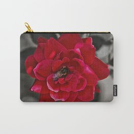 Pollinators of Roses Carry-All Pouch