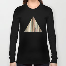 Record Collection Long Sleeve T-shirt